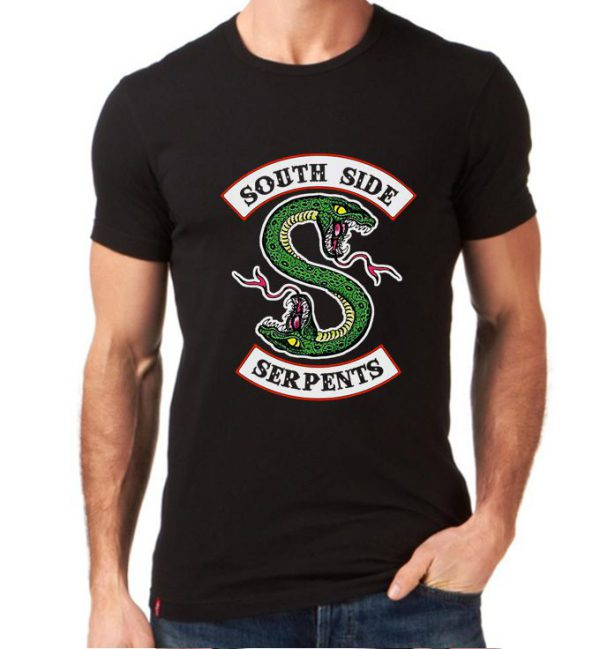 تیشرت طرح southside serpents