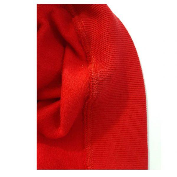 هودی قرمز طرح جردن